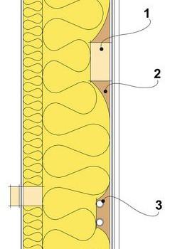 Основные правила монтажа теплоизоляции