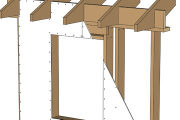 Как обшивают стены каркасных домов снаружи. Часть 1